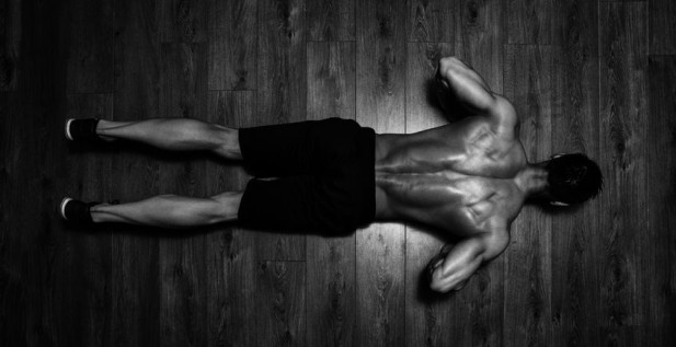 The Lockdown Workout: How to Build Muscle With No Equipment