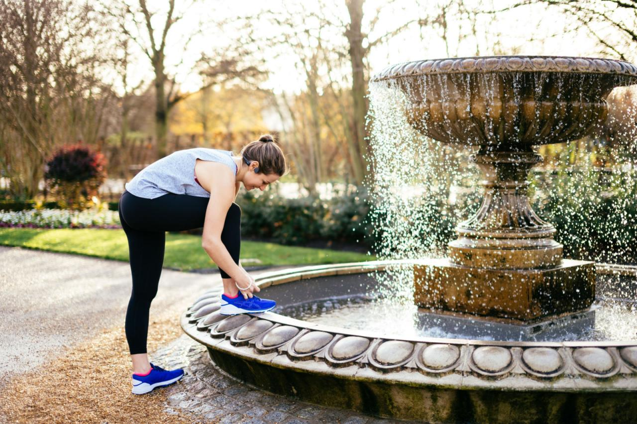 how to keep running through winter